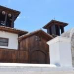 Iglesia de Perucho. Fuente: Seproyco