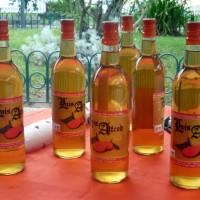 El vino de mandarina de Alicia Pavon