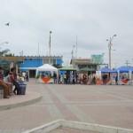 Plazoleta Cívica de Anconcito Fuente: Seproyco