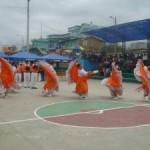 Baile tradicional de Machalilla Fuente: Seproyco