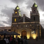 Iglesia Central de Quisapincha. Fuente Seproyco