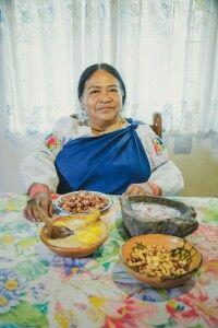 Estelina Quinatoa – Peguche
